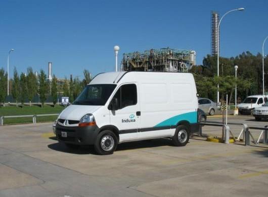 Grupo Induxa jerarquiza su plantel de vehículos