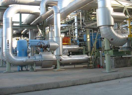 Aislación de Cañerías Proyecto HTG de TECHINT en Refineria YPF de La Plata