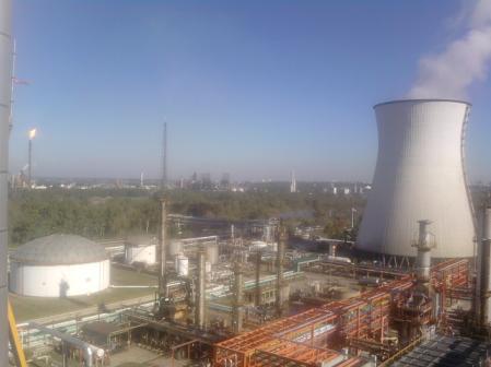 Trabajos de aislación térmica para Odebrecht en distintas obras